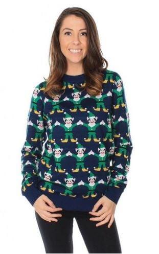 Elves Christmas Sweater