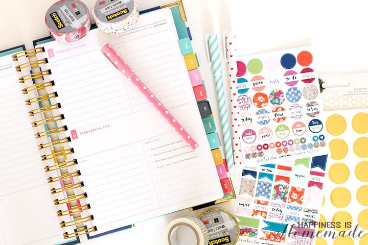 Emily Ley Simplified Planner Giveaway