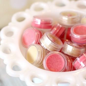 10-Minute DIY Lip Balm