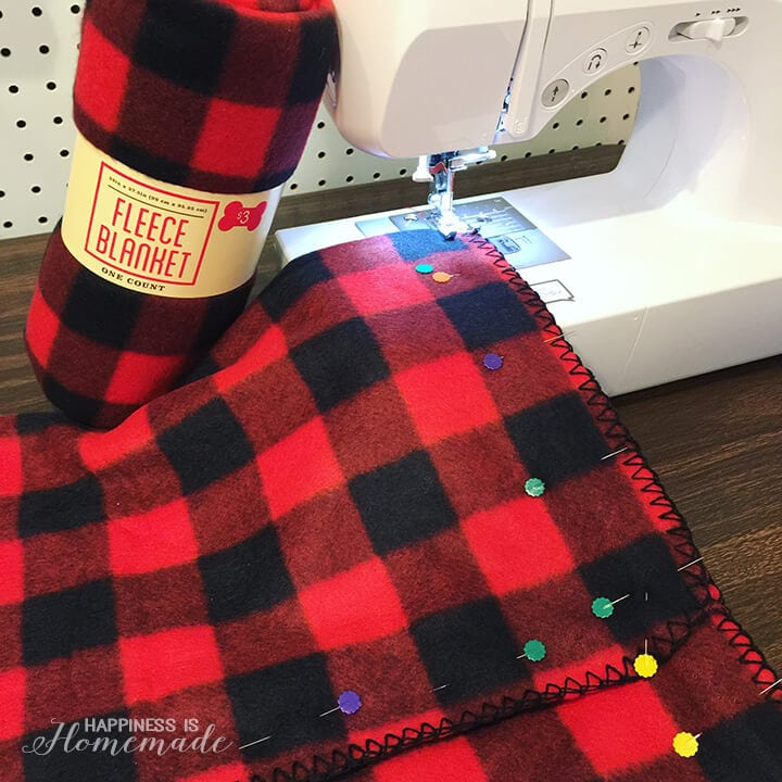 Buffalo Check Plaid Pillows From A 3 Target Blanket
