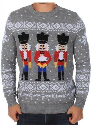 Nutcracker Sweater