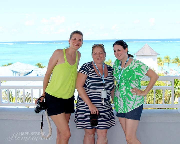 Photography Class with My Favorite Bloggers at Beaches Resort Turks and Caicos