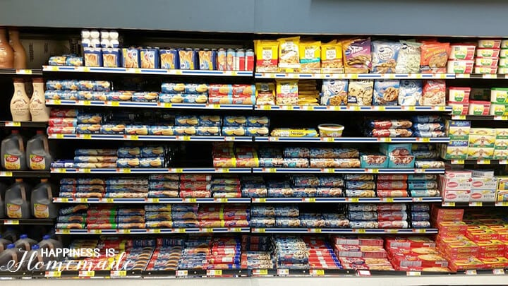 Pillsbury at Walmart