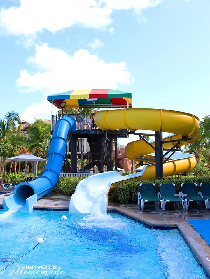 Pirate Island Water Park at Beaches Turks and Caicos Islands