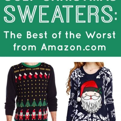 Ugly Christmas Sweaters: The Best of the Worst from Amazon.com