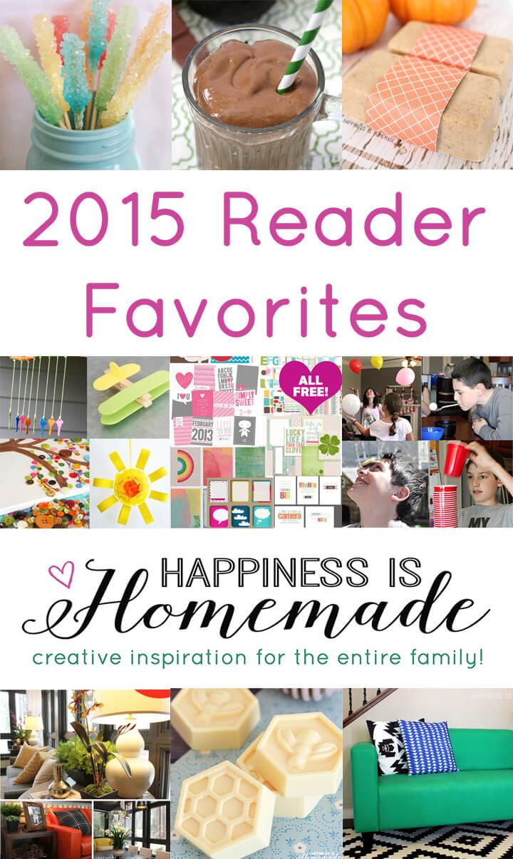 2015 Reader Favorites