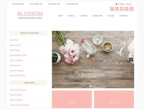 Blossom Theme
