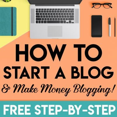 How to Start a Blog in 2018: FREE Step-by-Step Beginner's Course