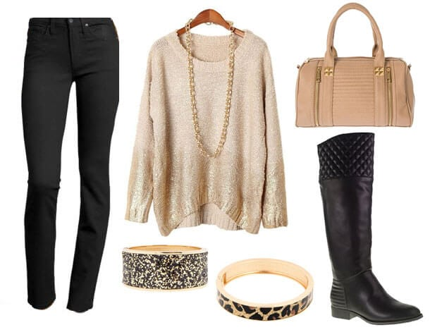 Movie Date Night Outfit Ideas