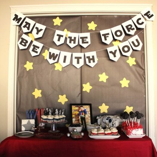 The Best Star Wars Party Ideas