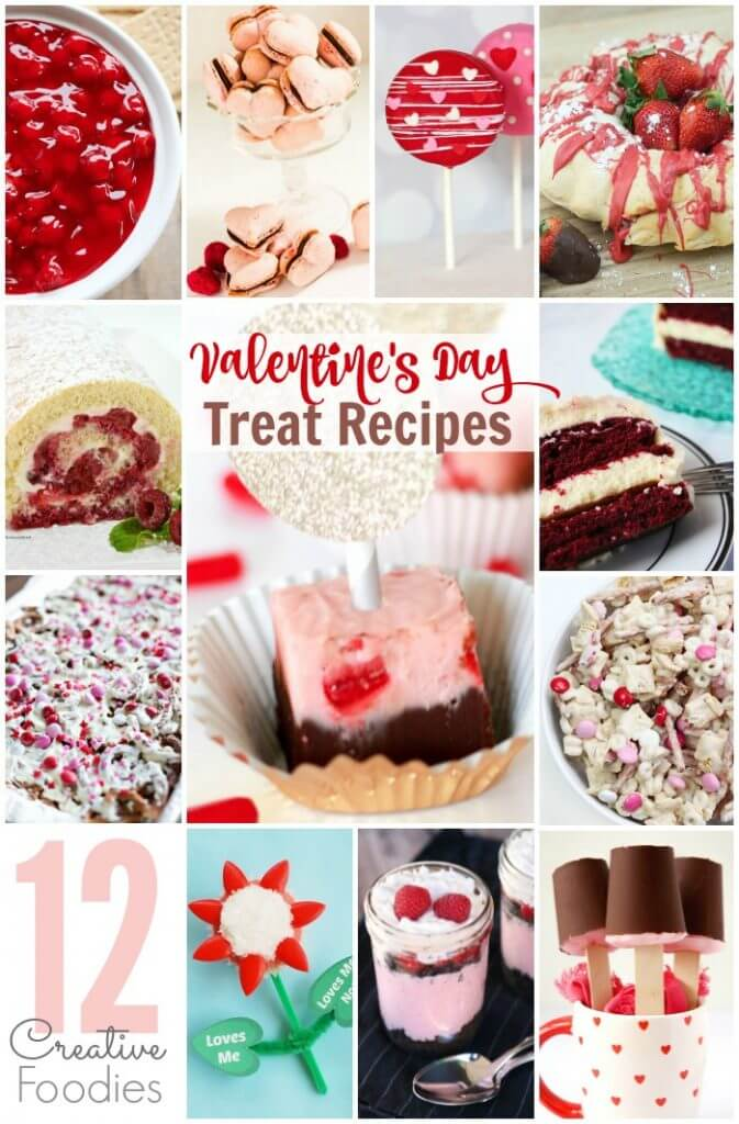 Valentine's Day Treat Recipes