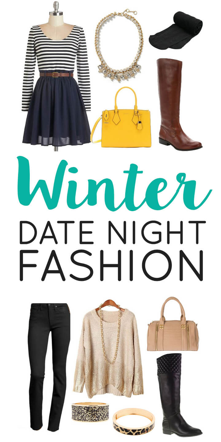 Winter Date Night Fashion Outfits