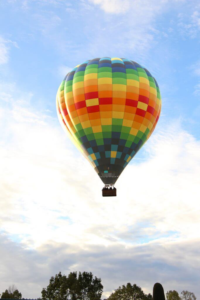 Aloft Hot Air Balloon
