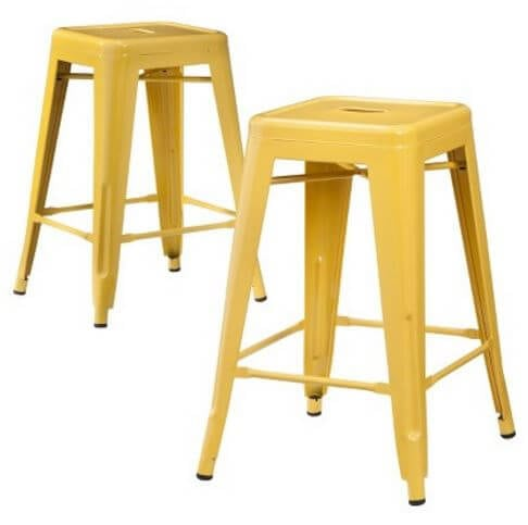 Carlisle Metal Counter Stools