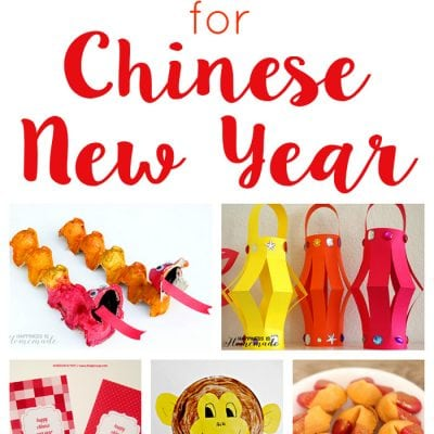 Fun Activities for Chinese New Year