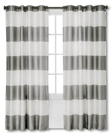 Target Striped Curtains