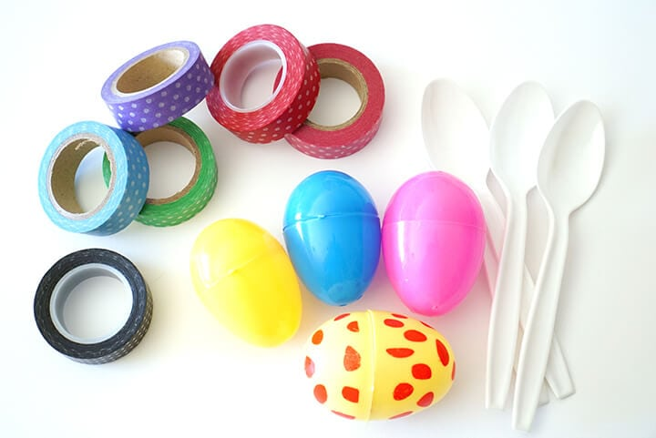 DIY Maracas Kids Craft - Supplies Needed