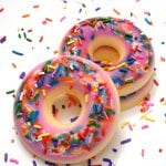 DIY Donut Scented Soap