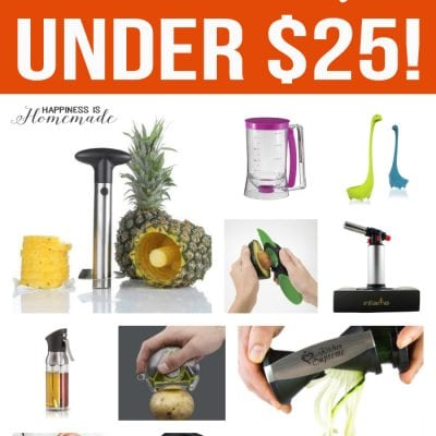 20+ Handy Kitchen Gadgets Under $25