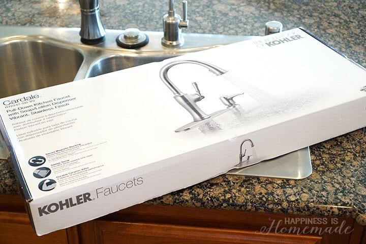 Kohler Kitchen Faucet - Cardale