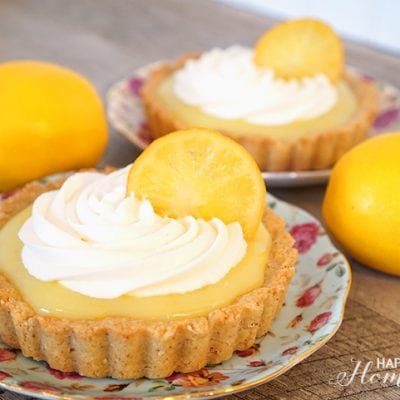 Fresh & Local: Meyer Lemon Tart