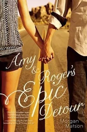Amy & Roger's Epic Detour Book Cover
