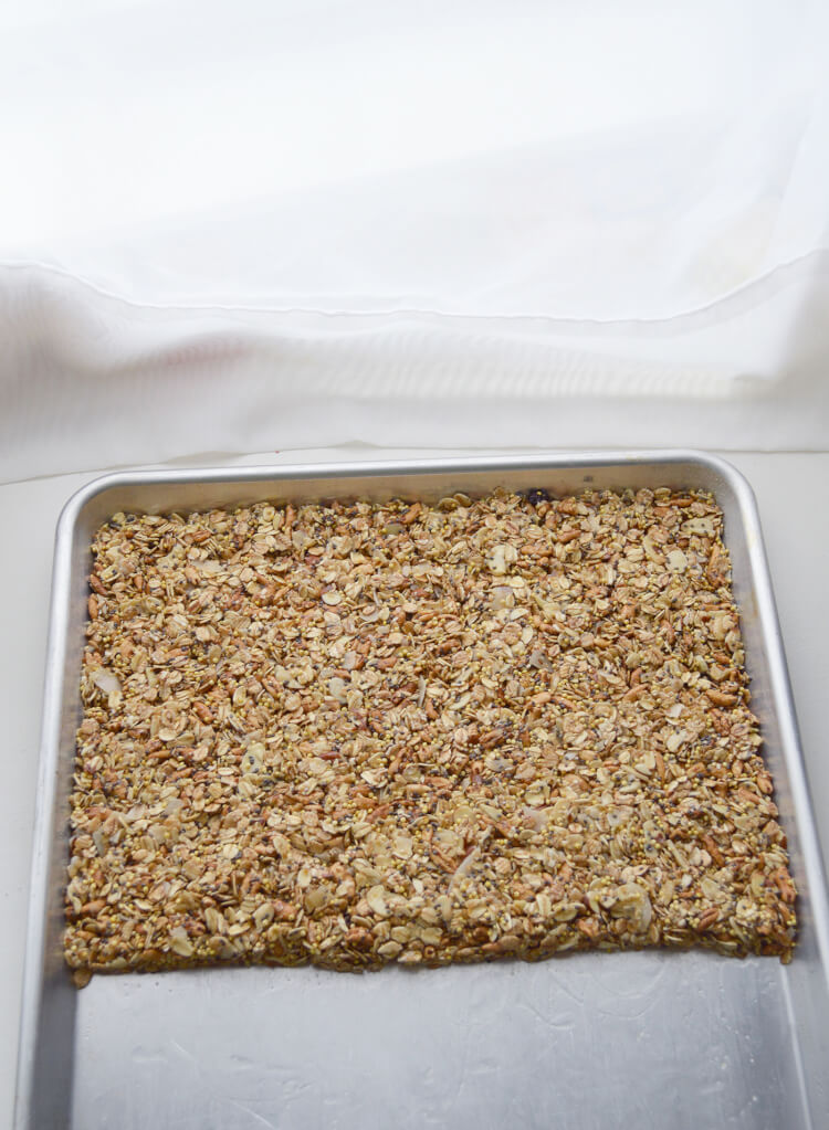 Easy naturally sweet granola (5)