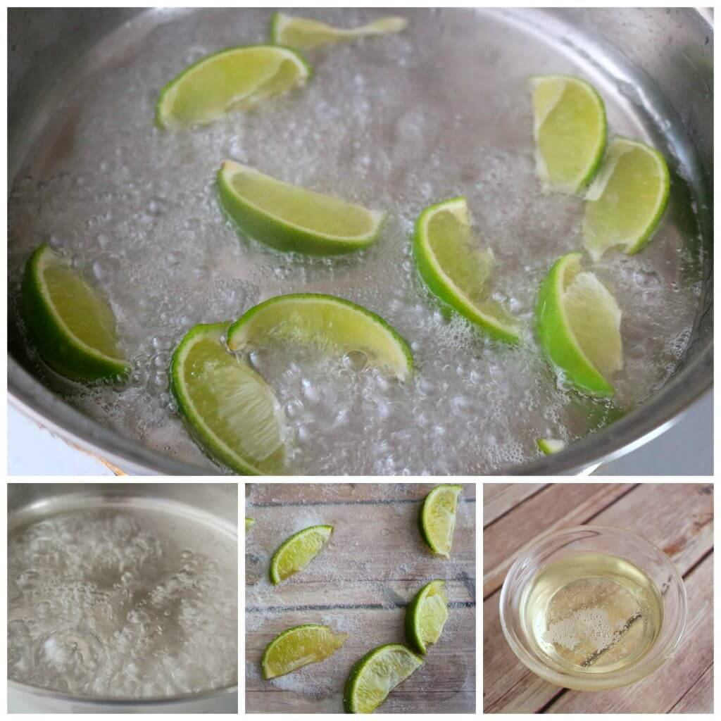 How to Candy Limes
