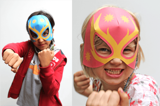make-free-paper-masks
