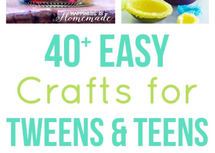 Easy Crafts For Teen 75
