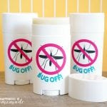 Bug Off! Natural Insect Repellent
