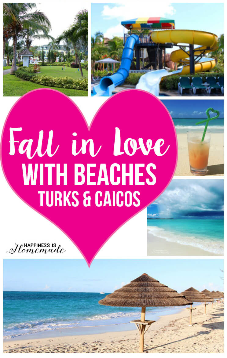Fall in Love with Beaches Turks and Caicos Resort