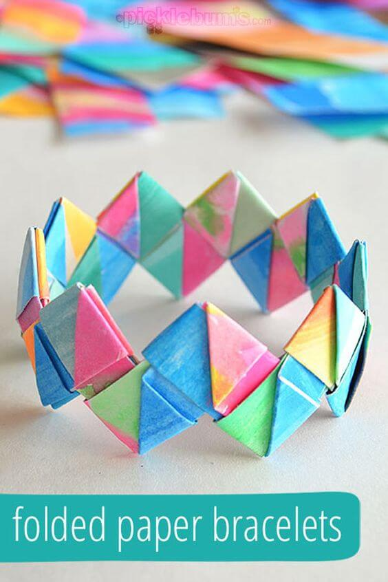 Easy Paper Crafts For Tweens