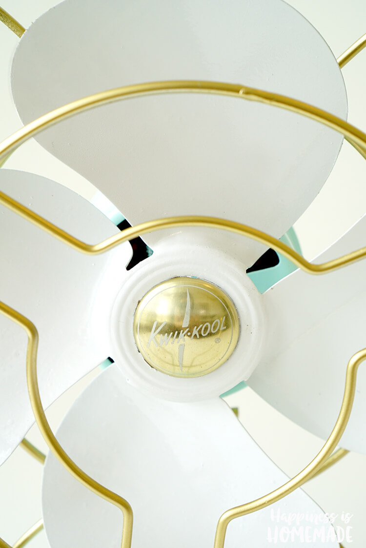 Vintage Fan - Kwik Kool
