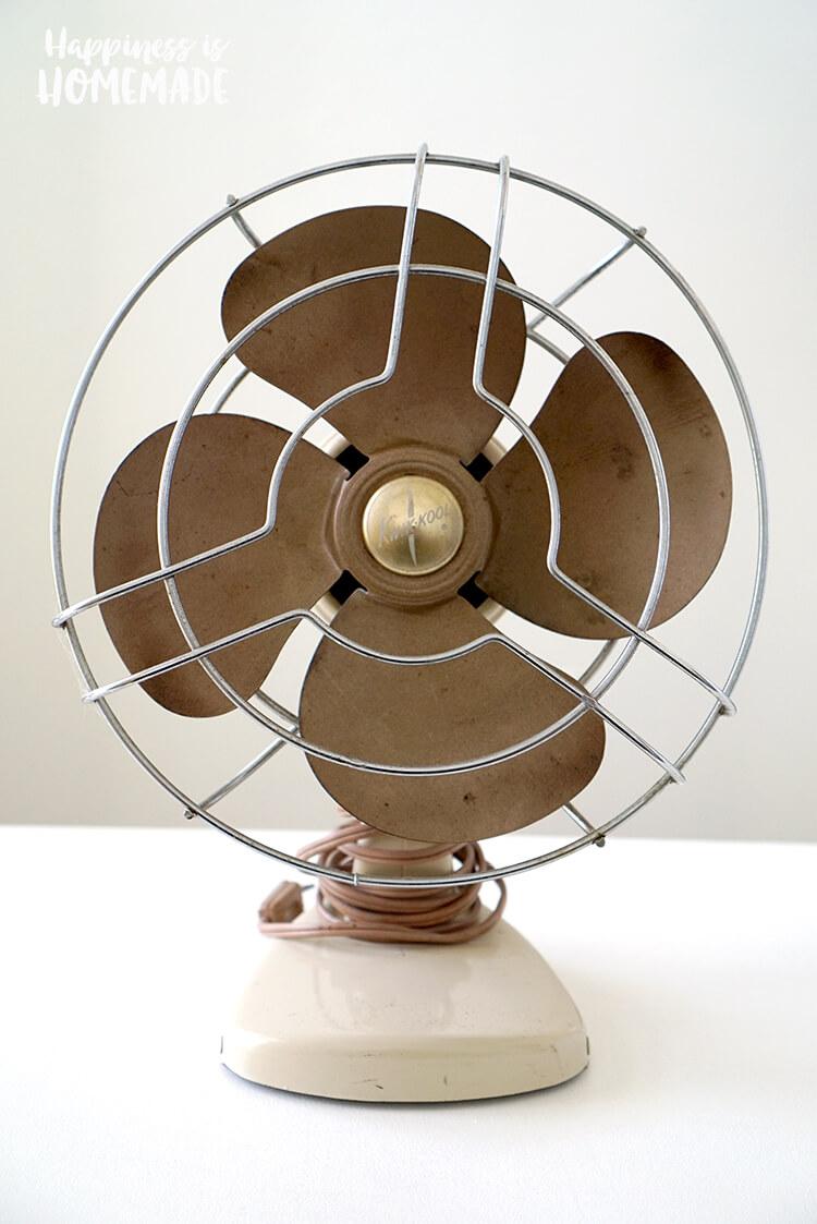 Vintage Kwik Kool Fan