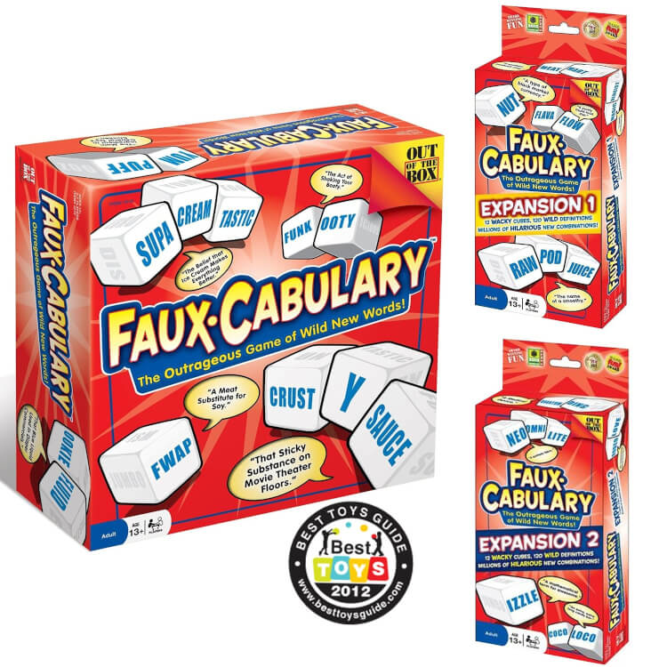 Faux-Cabulary