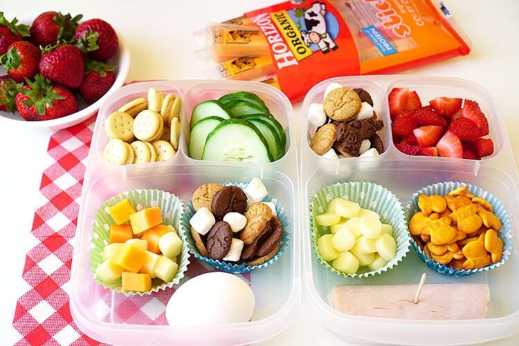 Grab N Go Lunch Containers Make Picnics Easy Peasy