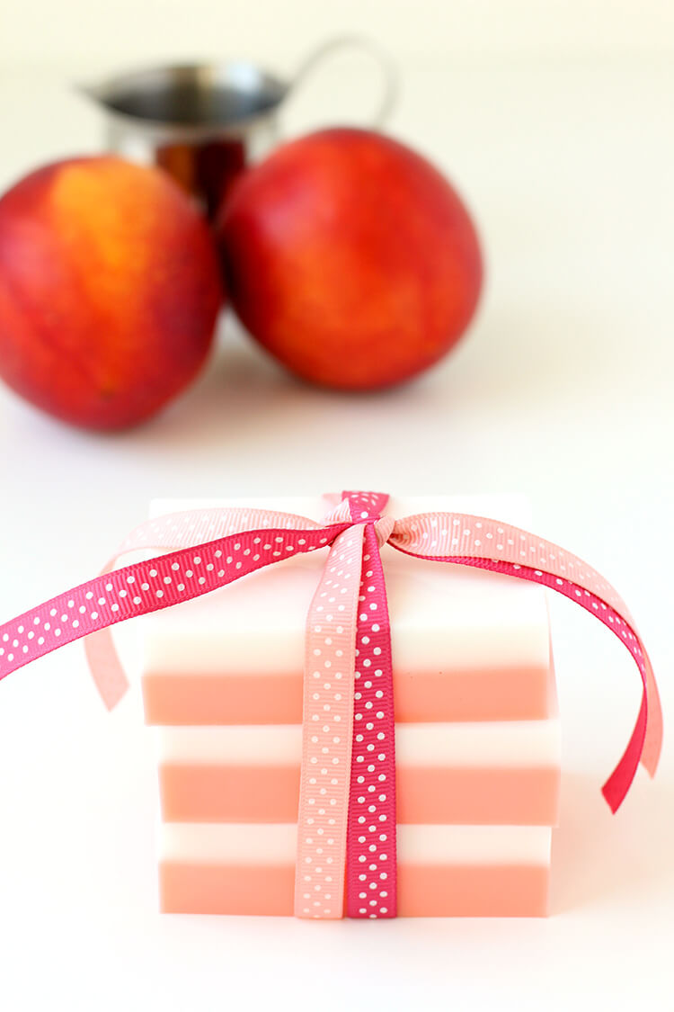 Peaches and Cream Soap