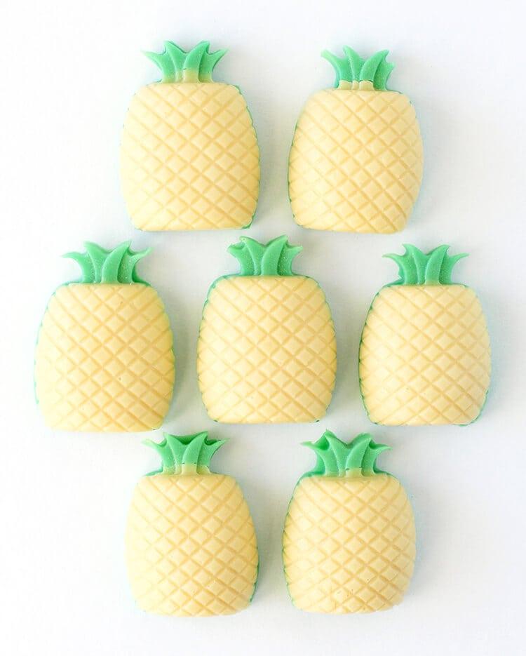 Pina Colada Pineapple Coconut Soaps