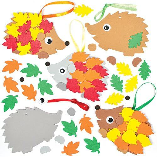 fall-leaf-hedgehogs
