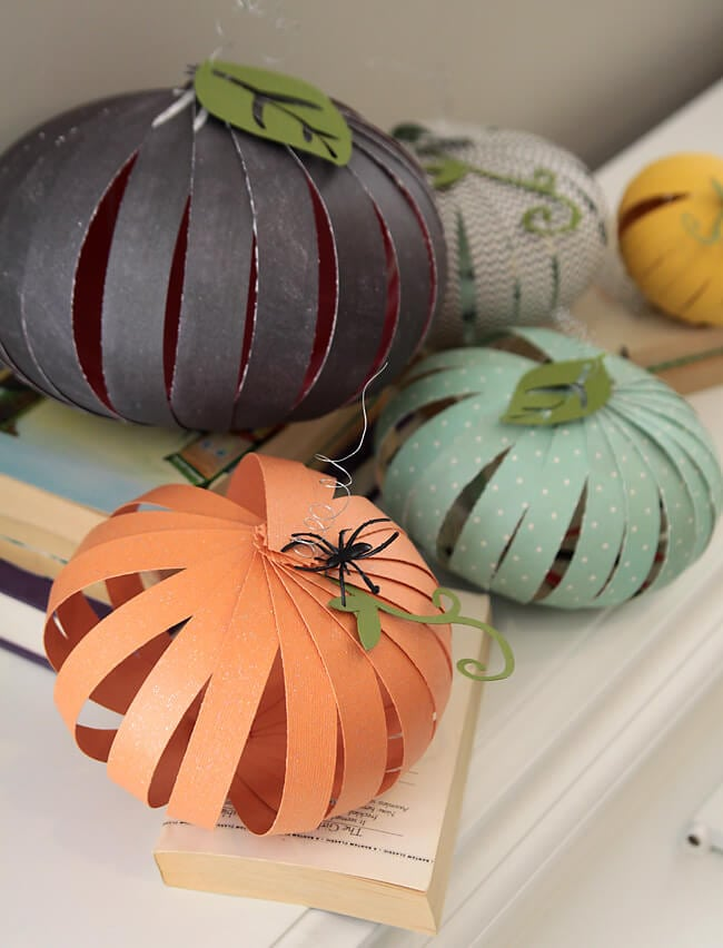 Easy fall kids crafts that anyone can make happiness is for Easy diy fall crafts