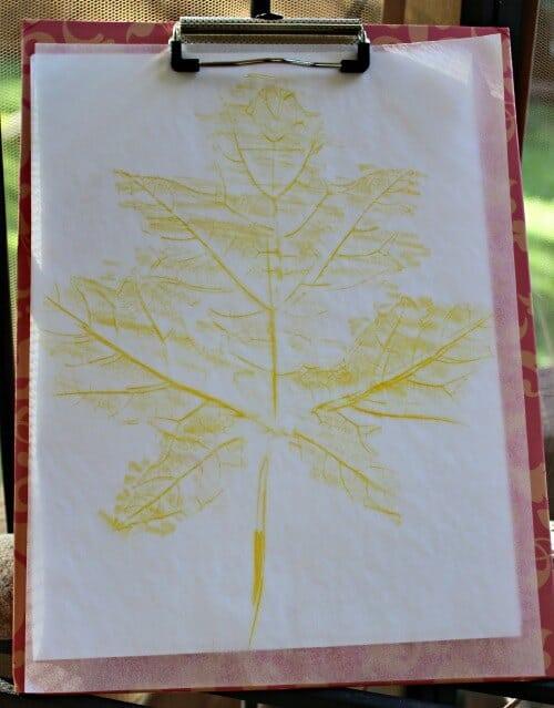 leafrubyellow