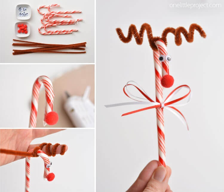 Christmas Preschool Art Projects.Easy Christmas Kids Crafts That Anyone Can Make Happiness