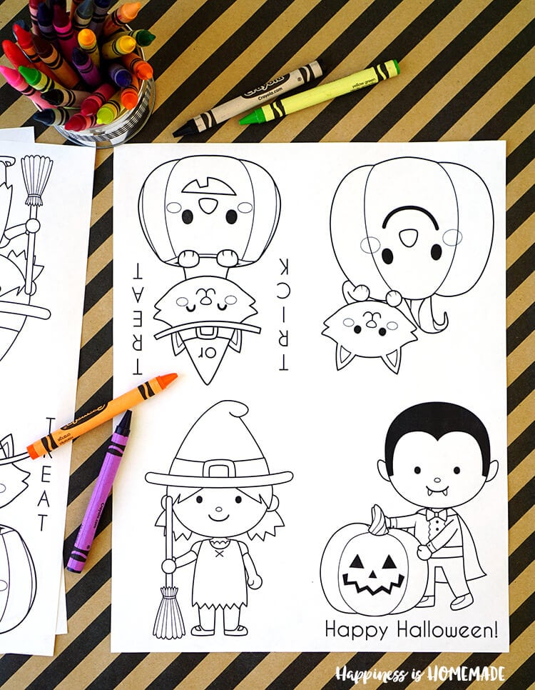 printable-mini-halloween-coloring-books-for-kids
