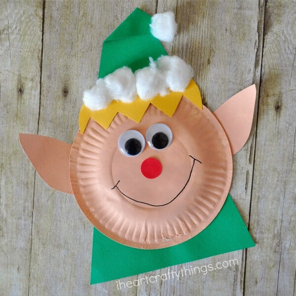 Easy christmas kids crafts that anyone can make for Christmas crafts to do