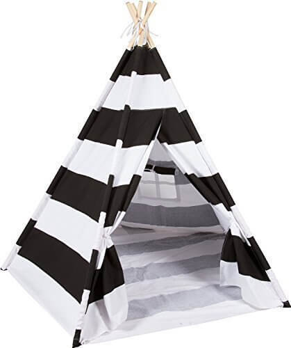 classic-black-and-white-striped-teepee