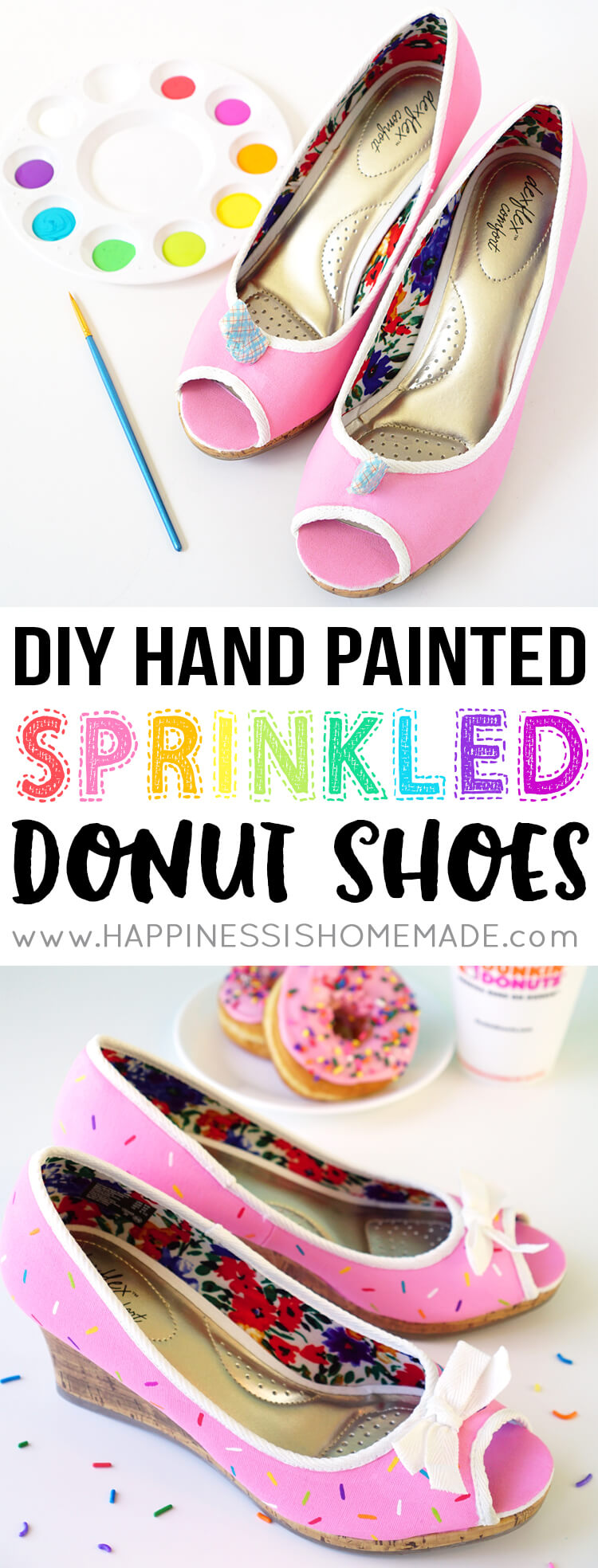 diy-hand-painted-pink-sprinkled-donut-shoes