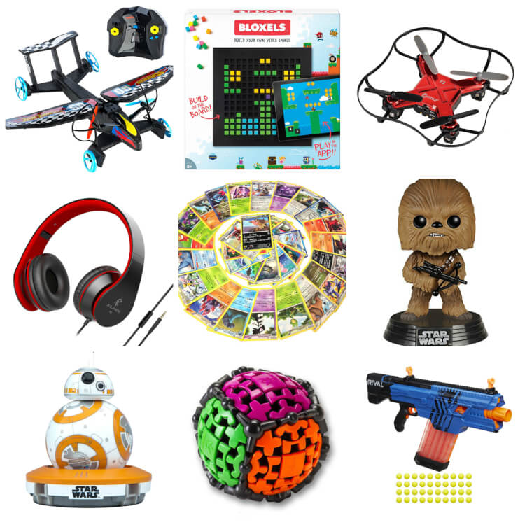 Toys For Ages 8 10 : The best gift ideas for boys ages happiness is homemade