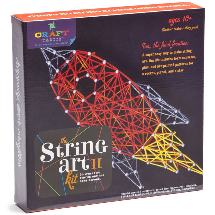rocket-string-art-kit
