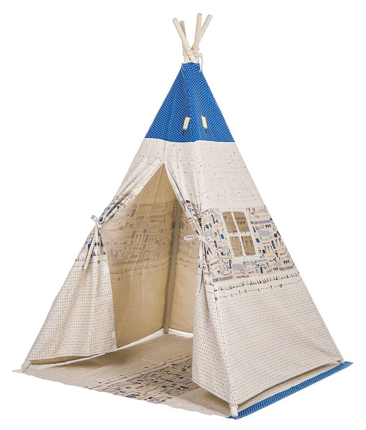 teepee  sc 1 st  Happiness is Homemade & Playhouses and Teepees for Every Style! - Happiness is Homemade
